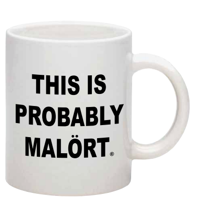Malört Coffee Mug - NEW