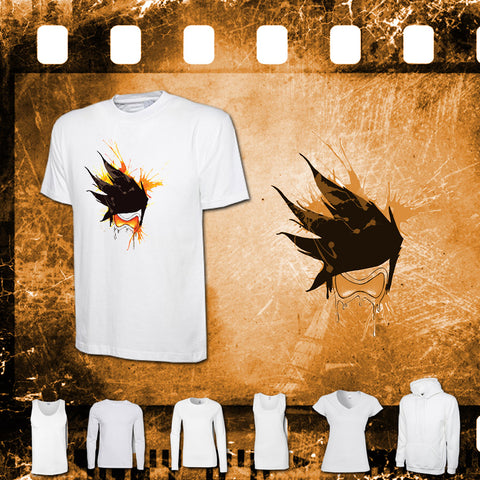 Overwatch - Tracer Spray Tag - Mens and Ladies White Shirt/Hooded Top