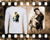 Buffy the Vampire Slayer - Mens and Ladies White Shirt/Hooded Top