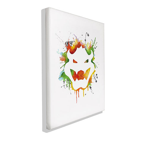 Bowser - Mario Collection - Wall Canvas