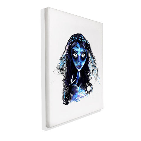 Corpse Bride - Wall Canvas