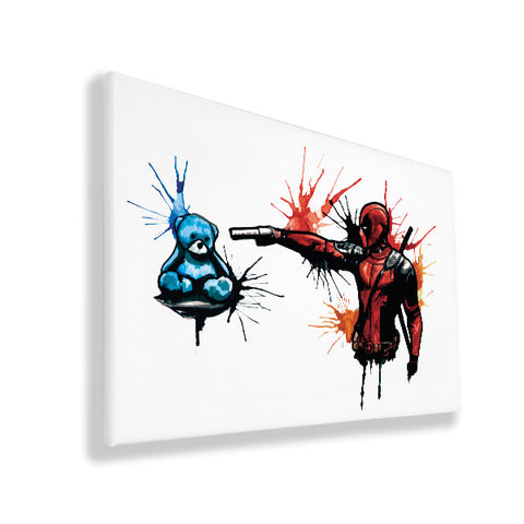 Deadpool - Wall Canvas