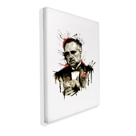 The Godfather - Wall Canvas