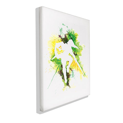 Legend of Zelda - Link - Wall Canvas