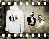 Casino - Mens and Ladies White Shirt/Hooded Top