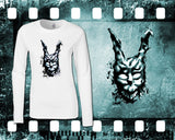 Donnie Darko - Mens and Ladies White Shirt/Hooded Top