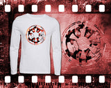 Star Wars - Empire - Mens and Ladies White Shirt/Hooded Top