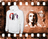 The Fifth Element - Mens and Ladies White Shirt/Hooded Top
