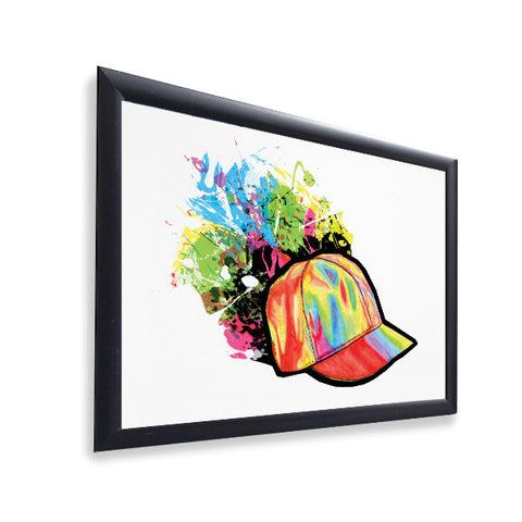 Back to the Future - Martys Hat - Gloss Print