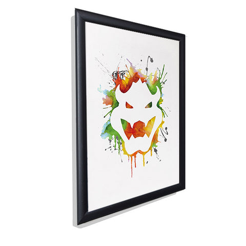 Bowser - Mario Collection - Gloss Print