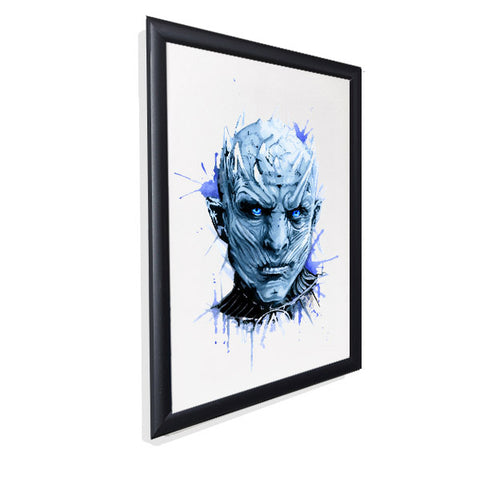 Game of Thrones - The Night King White Walker - Gloss Print