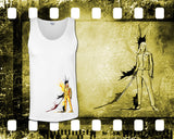 Kill Bill - The Bride - Mens and Ladies White Shirt/Hooded Top