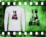 Big Trouble in Little China - Lo Pan - Mens and Ladies White Shirt/Hooded Top