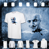 Blade Runner - Roy Batty - Mens and Ladies White Shirt/Hooded Top