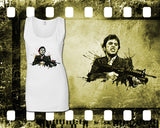 Scarface - Mens and Ladies White Shirt/Hooded Top