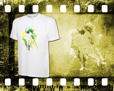 Legend of Zelda - Link - Mens and Ladies White Shirt/Hooded Top