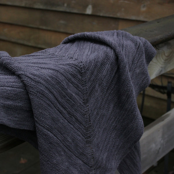 Deneb Shawl - Vegan Yarn