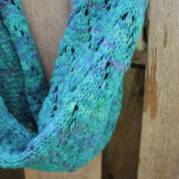 Beach Cowl - Vegan Yarn