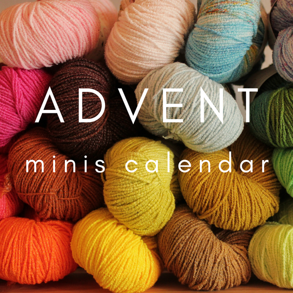 ADVENT Kits - Vegan Yarn