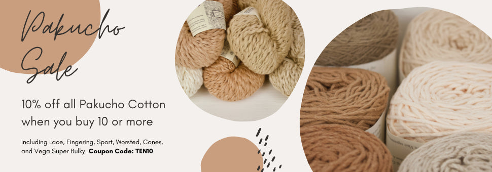 Libertas Lace, vegan yarn, organic cotton, linen, flax