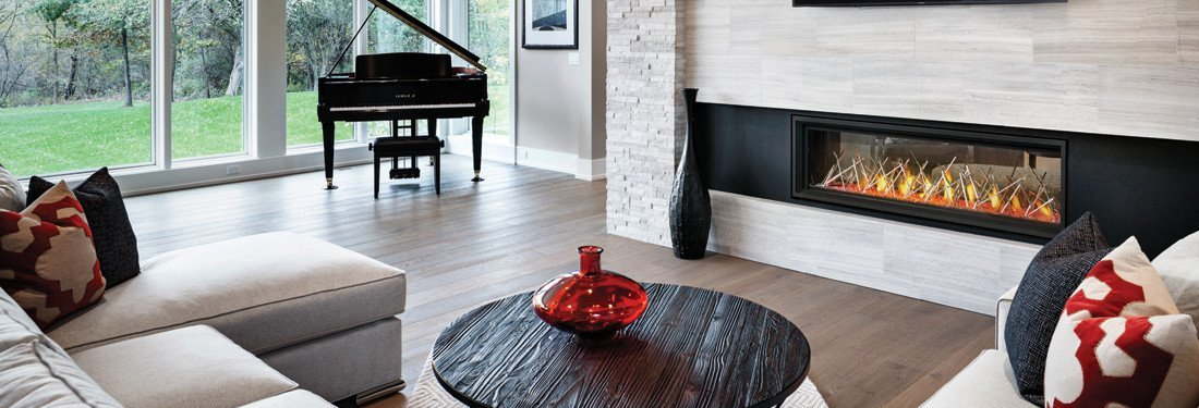 Installing A Double Sided Gas Fireplace Things To Consider