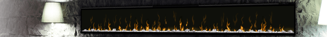 Wall Mount Electric Fireplaces | North Country Fire