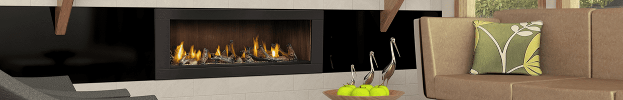 Direct-Vent Gas Fireplaces | North Country Fire