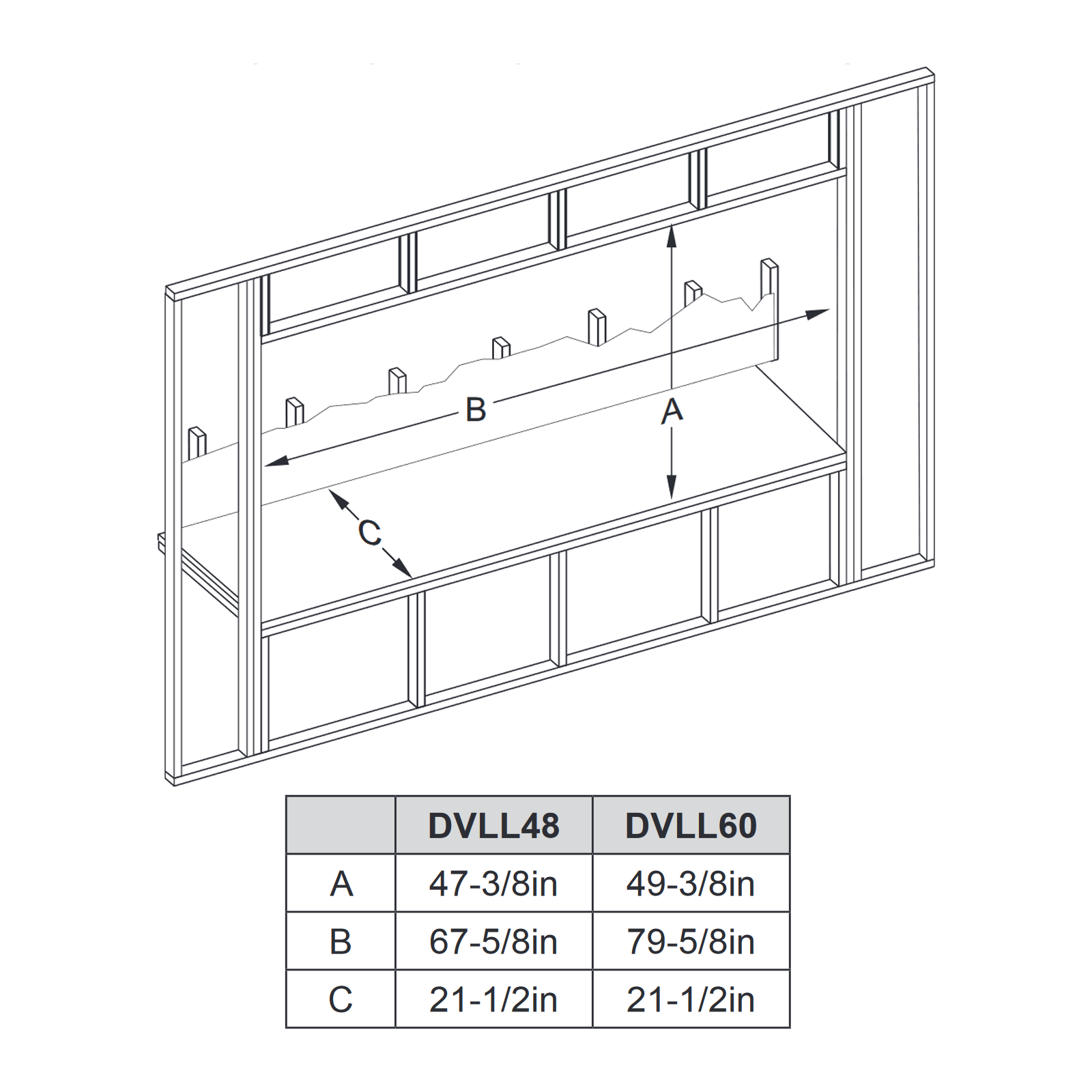 DVLL48 Technical Drawing 2