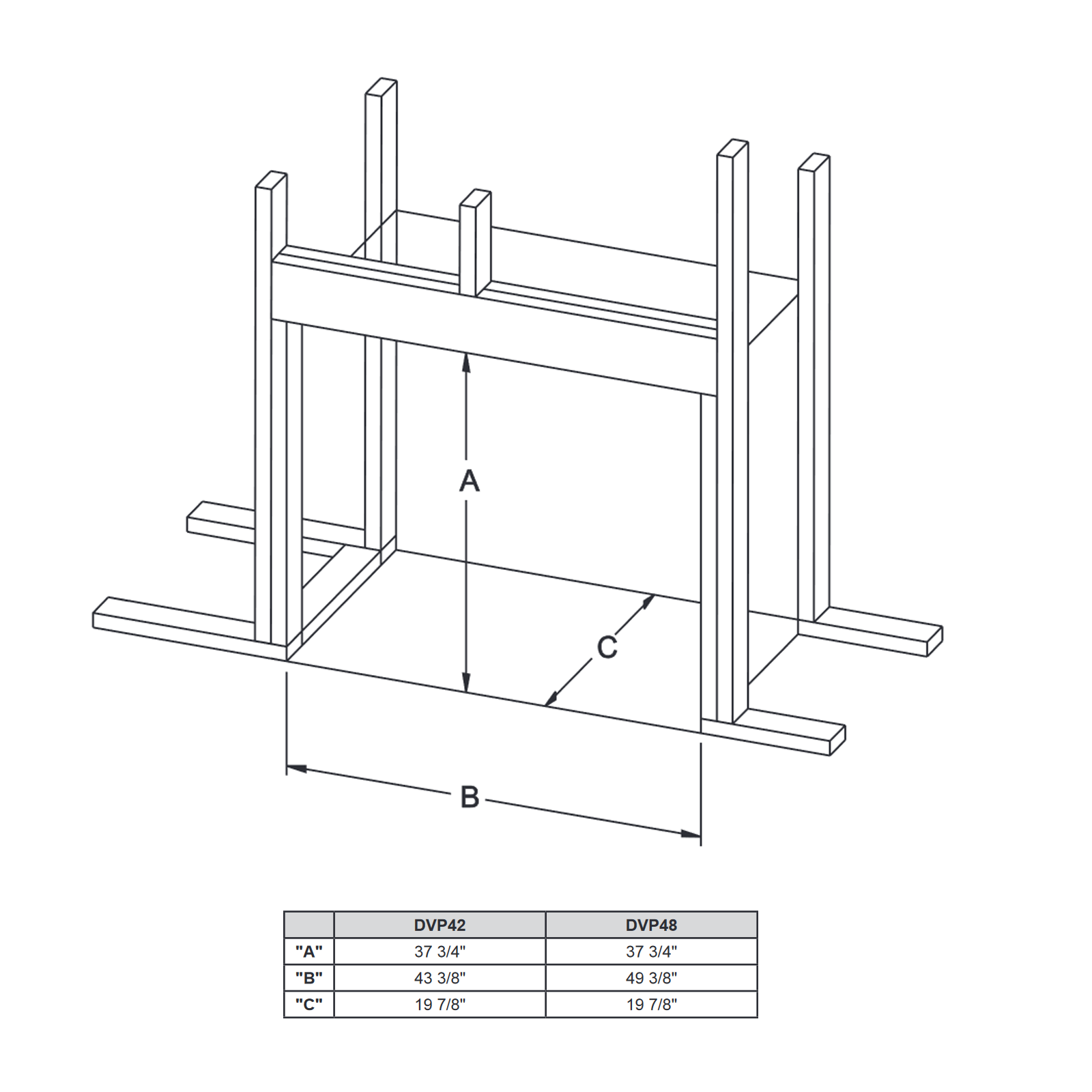 DVP42 Technical Drawing 2