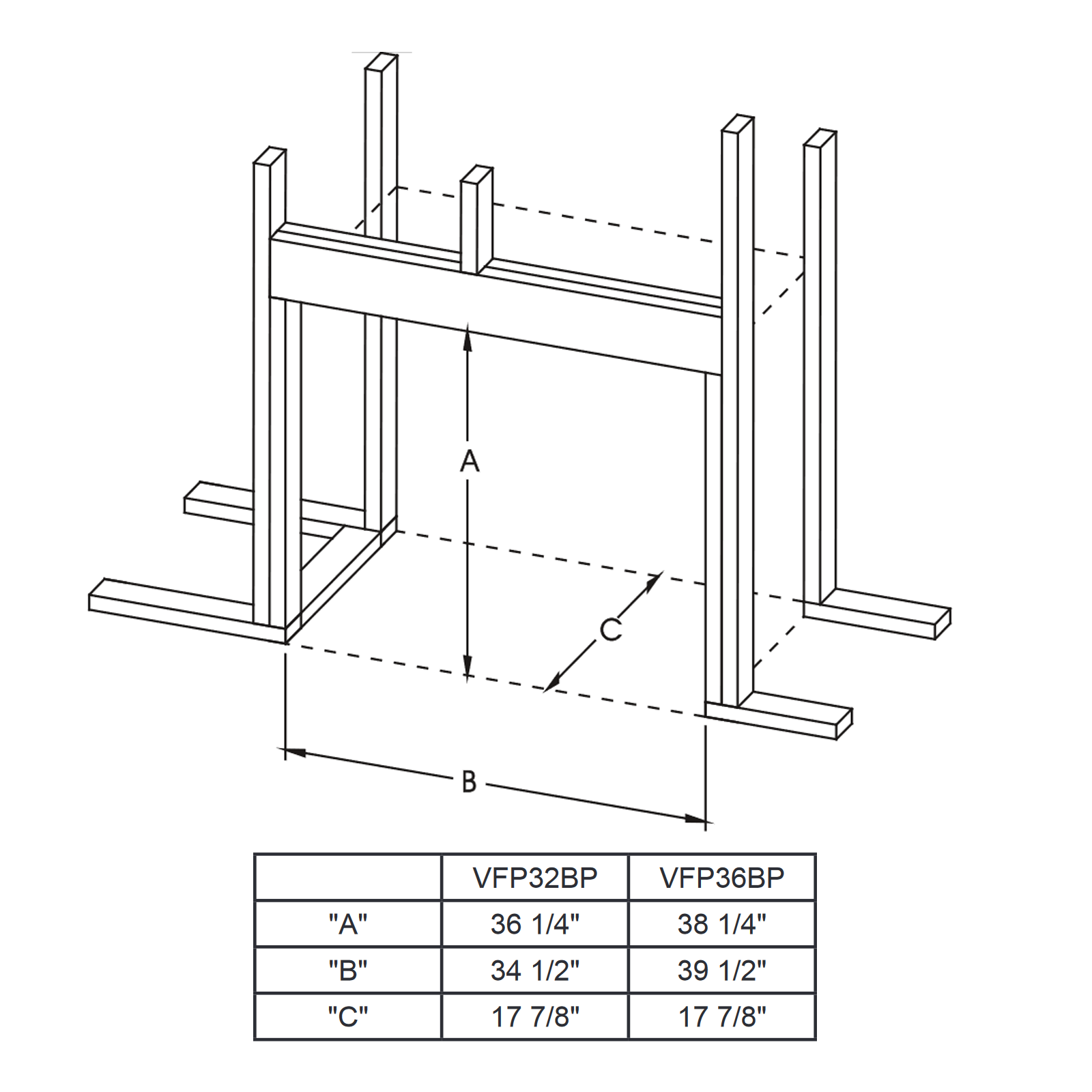 VFP32 Technical Drawing 2