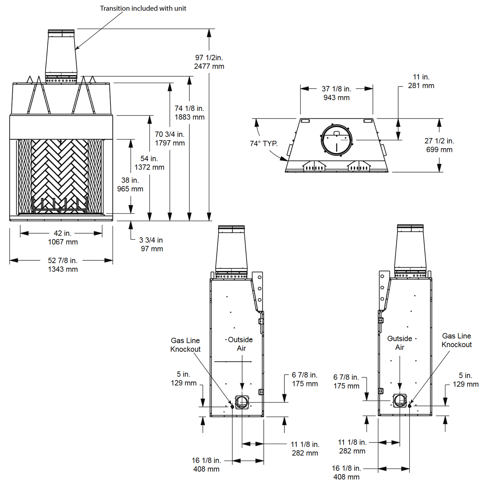 ASH42 Technical Drawing 1