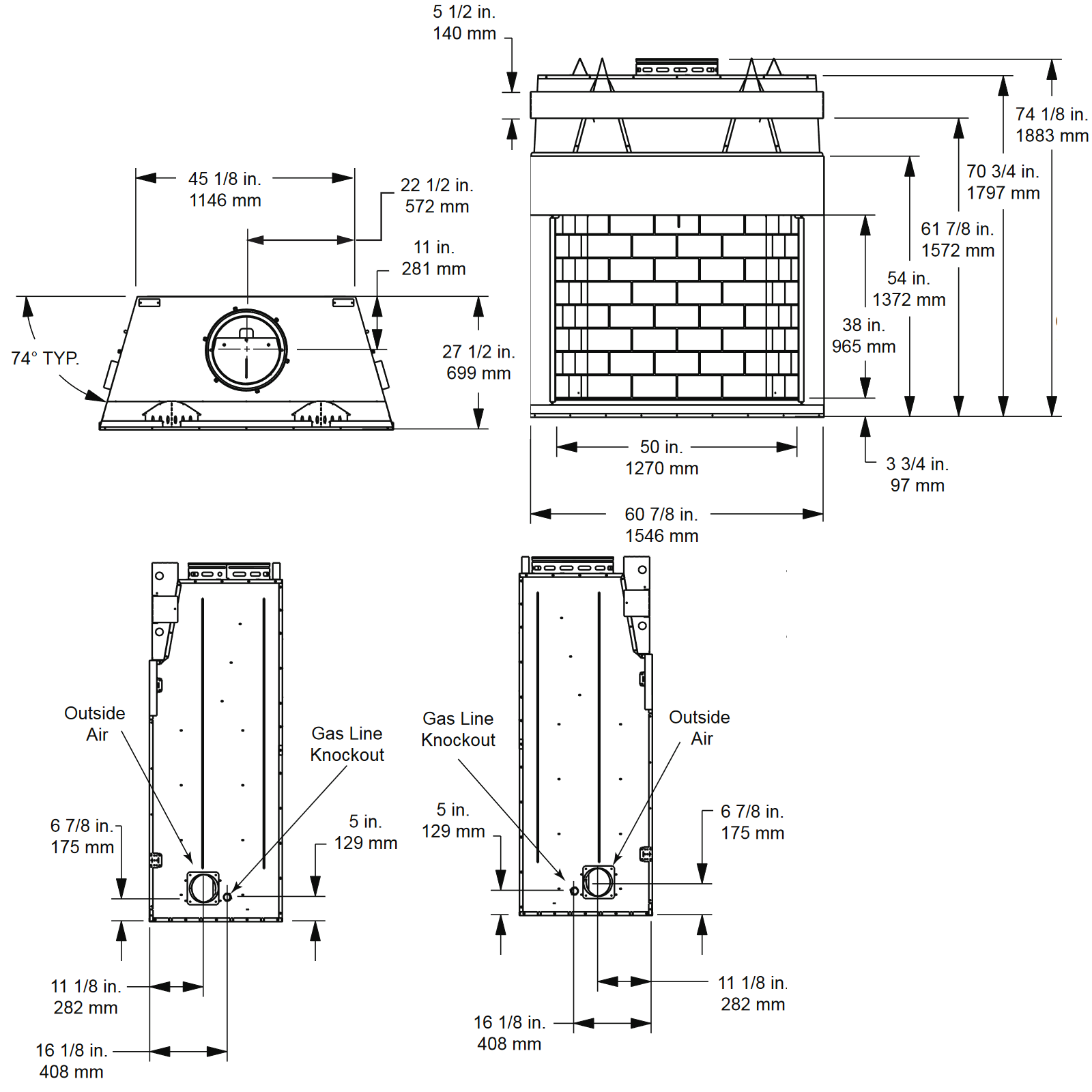 ASH50 Technical Drawing 1