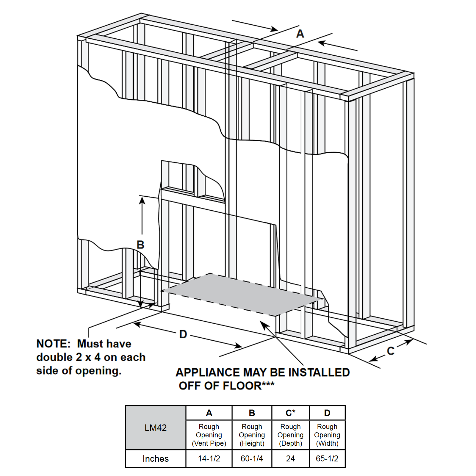 LM42 Technical Drawing 2