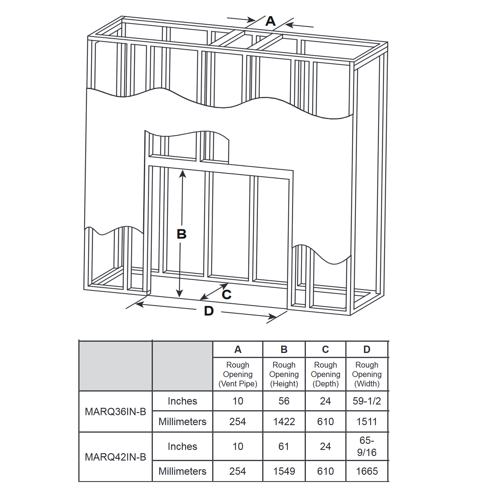 MARQ42 Technical Drawing 2