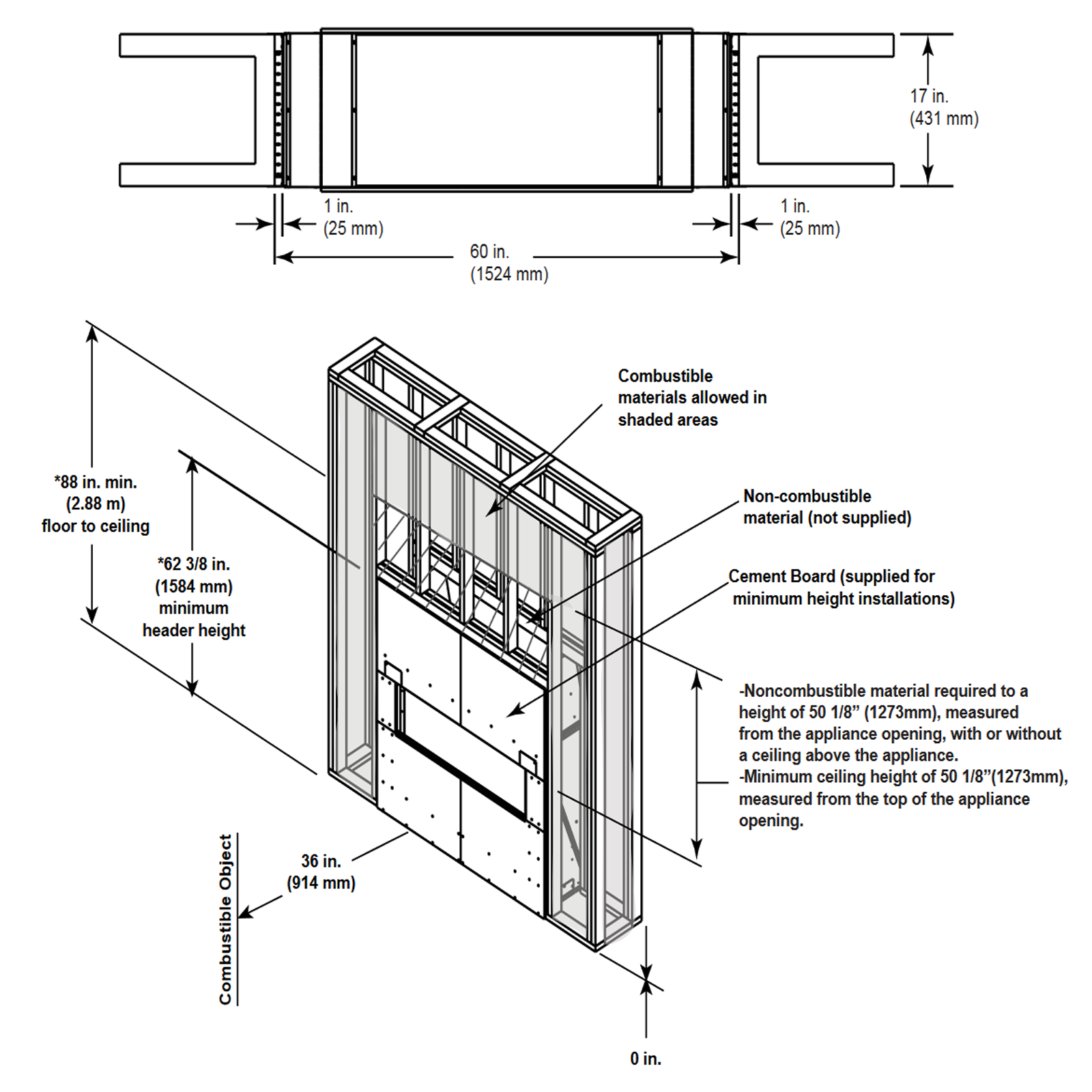 ODPALGST-48 Technical Drawing 2