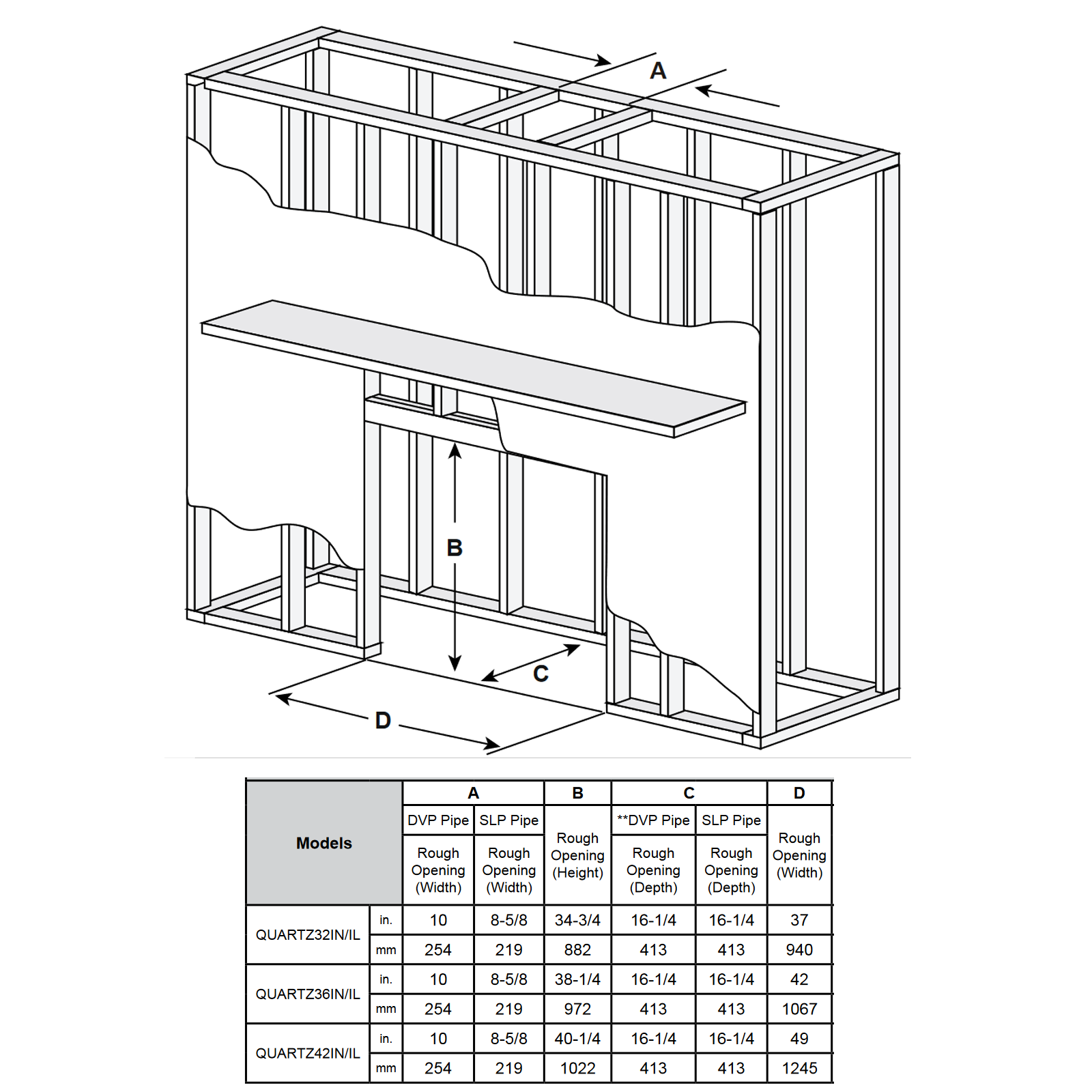 QUARTZ32 Technical Drawing 2