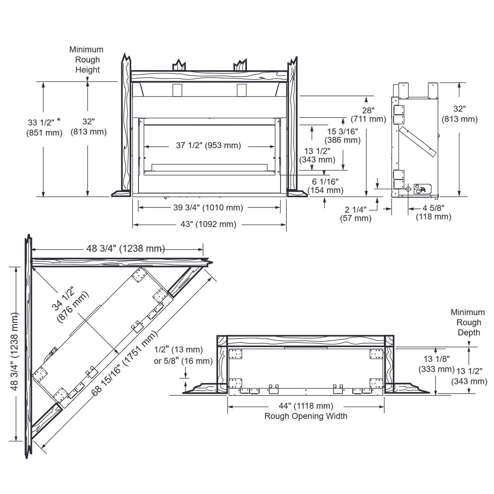 AVFL42 Technical Drawing Main