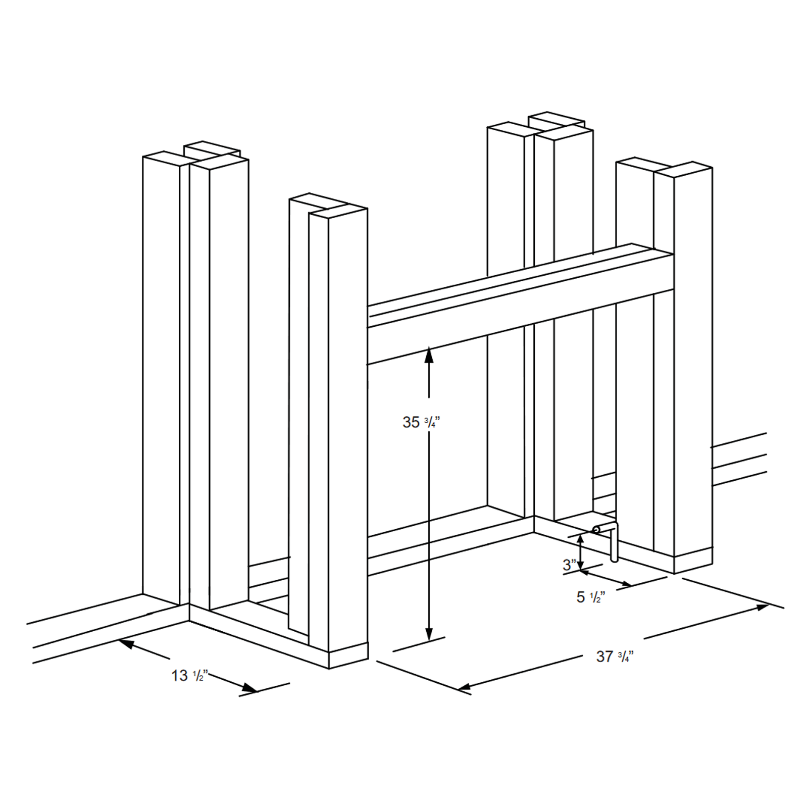 GVF36 Technical Drawing 2
