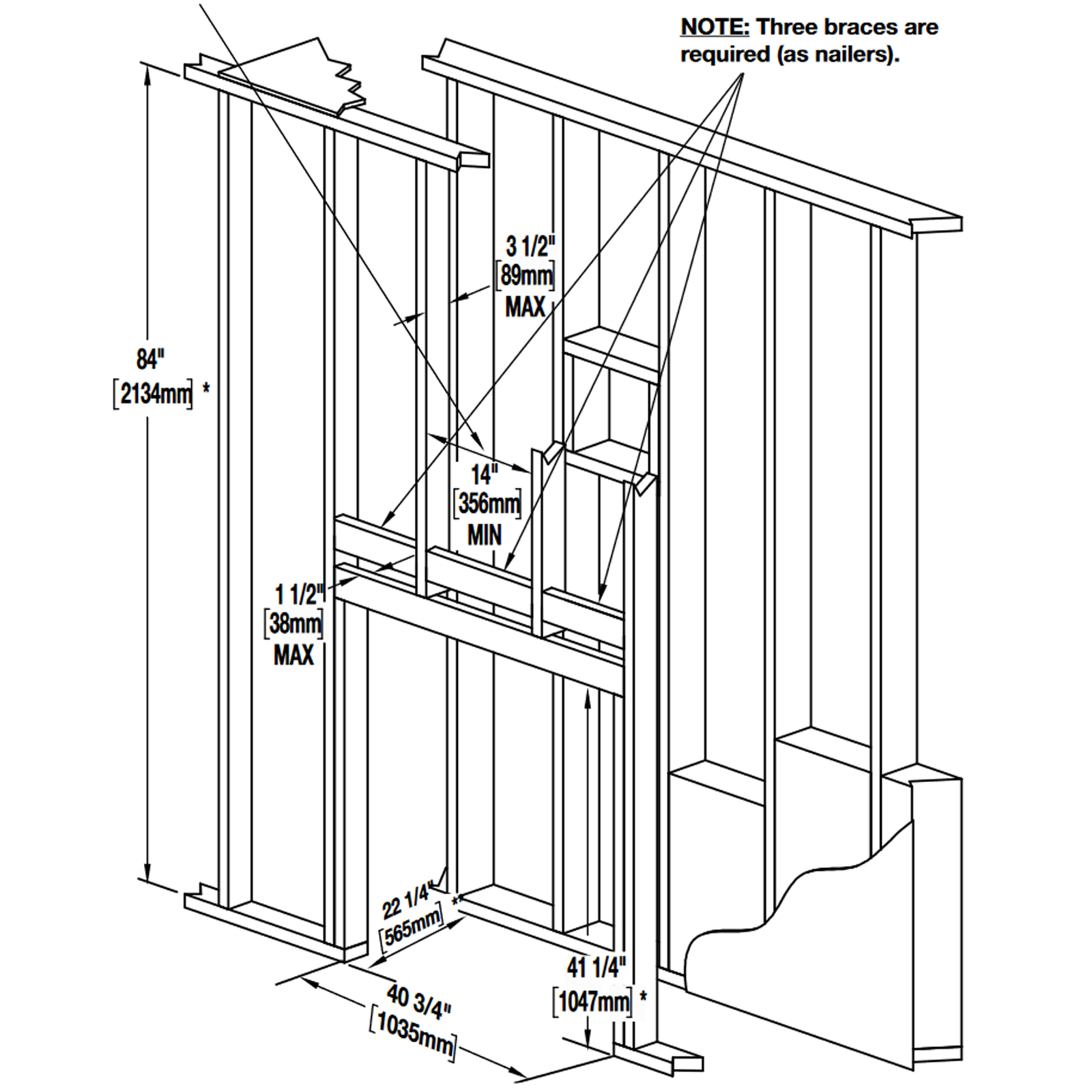 HDX40 Technical Drawing 2