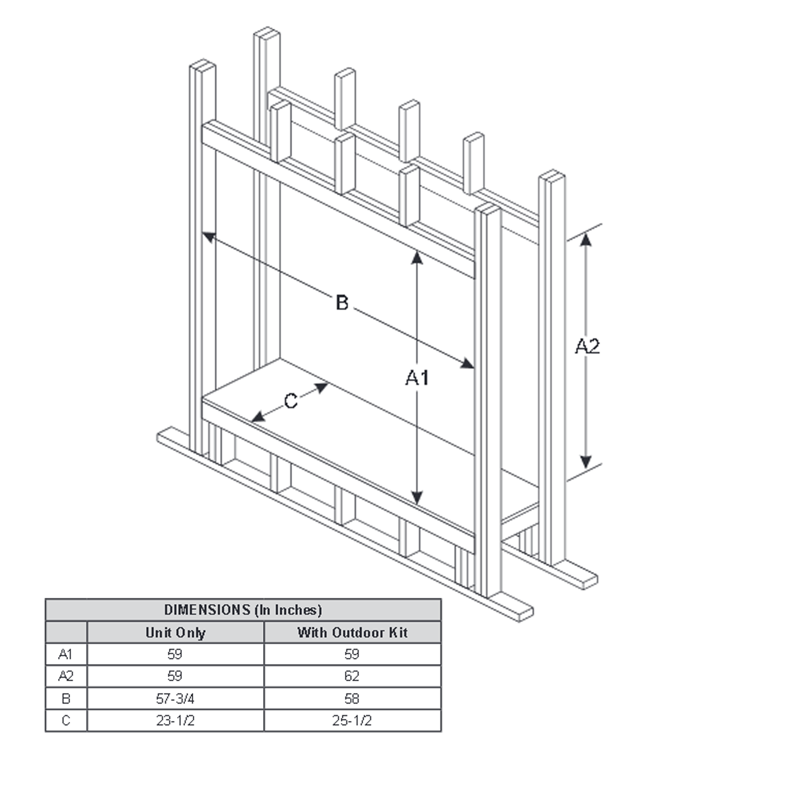 DVCT40 Technical Drawing 2