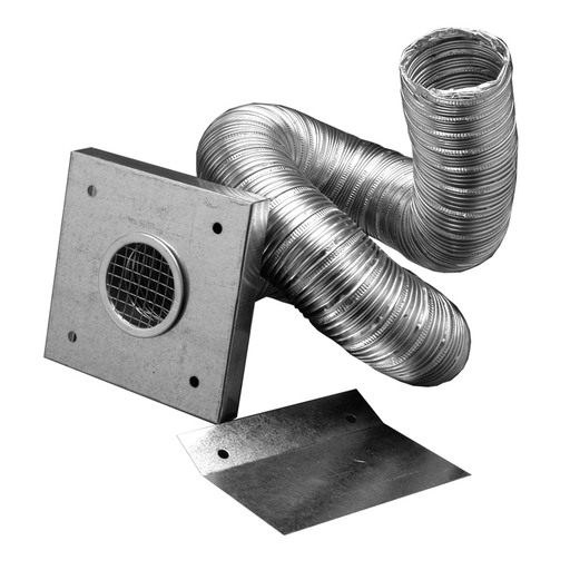 "DuraVent Pellet Vent Pro 3"" - 4"" Fresh Air Intake Kit 