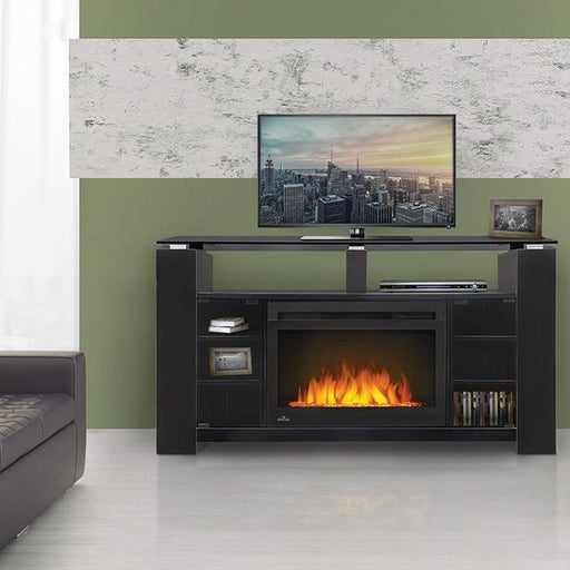 Napoleon The Foley Electric Fireplace and Mantel | NEFP27-1015B