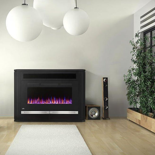 Napoleon The Alanis Electric Fireplace Mantel package | NEFP42-1815B