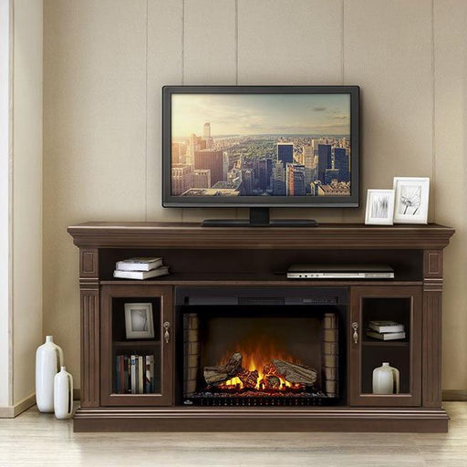 Napoleon The Canterbury Electric Fireplace and Mantel | NEFP29-1415E