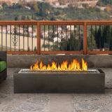 Napoleon Outdoor Linear Patioflame GPFL48MHP Gas Fire Table