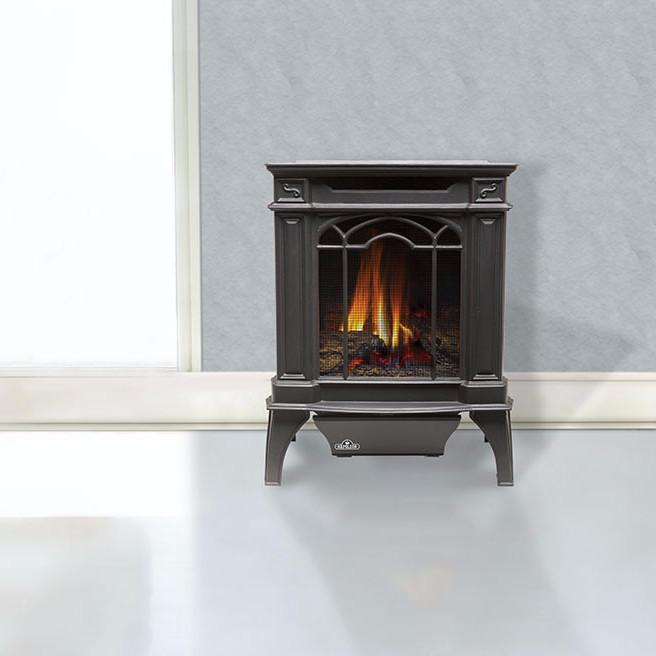 Napoleon Arlington Vent Free Cast Iron Gas Stove Gvfs20 North Country Fire