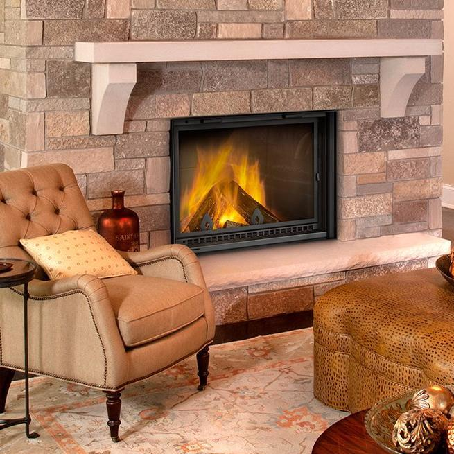 Napoleon High Country 5000 Wood Fireplaces | NZ5000-T