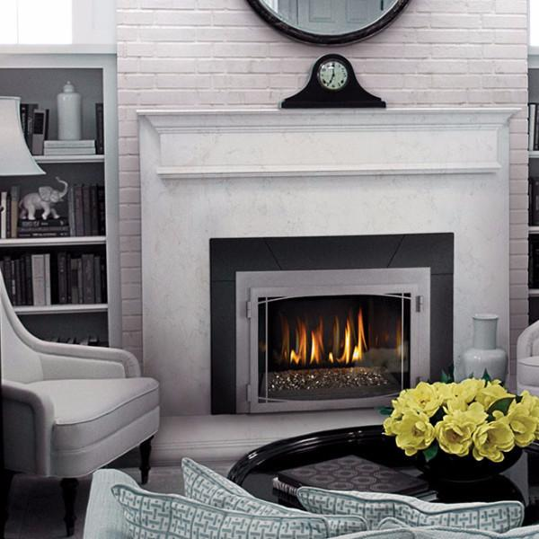 Napoleon Infrared 3g Direct Vent Gas Fireplace Insert Ir3gnsb