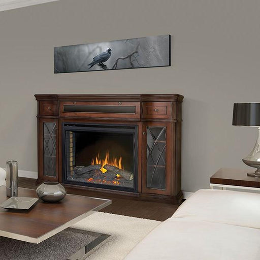 Napoleon The Colbert Electric Fireplace and Mantel | NEFP33-0614AM
