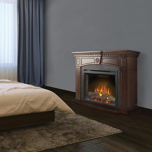 Napoleon The Harlow Electric Fireplace and Mantel | NEFP33-0114M